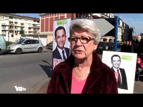 ITW Dominique Gillot PS mobilisation présidentielle Val d'Oise