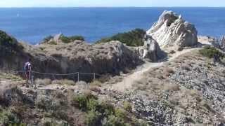 Insel Elba TV IMPRESSIONEN: Enfola Rundweg