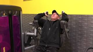 Planet Fitness Ab Machine 3 - How to use the ab machine at Planet Fitness