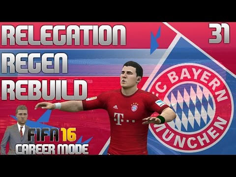 FIFA 16 Bayern Munich Career Mode - RRR - E31