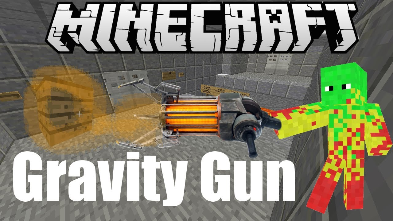 how to make a paintball gun in vanilla minecraft