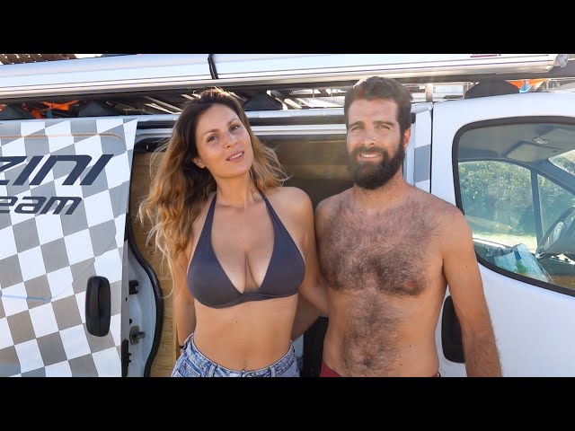 VAN LIFE ITALY TOUR - WE FOUND PARADISE!  HIGHLIGHTS 2020