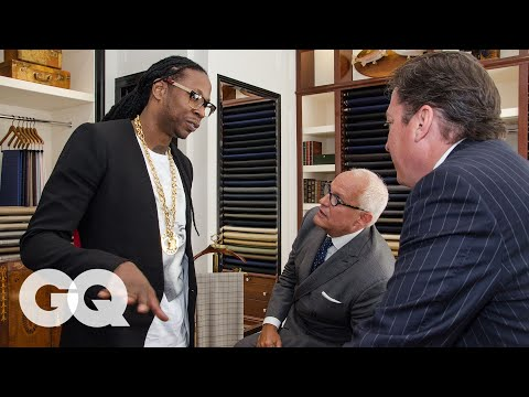 A Suit that Costs More Than Your Car? 2 Chainz Explains | Most Expensivest Shit | GQ