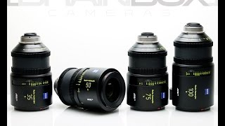 Arri / Zeiss MASTER Anamorphic Lenses! - Review - Test - Overview