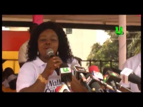 Ghana marks World Breast Cancer Awareness Month In Koforidua