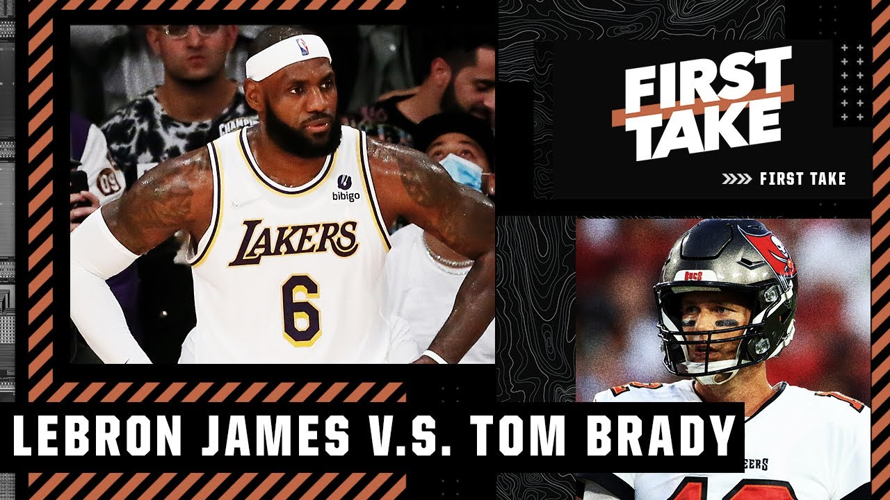 Download LeBron or Tom Brady: Who been the best team athlete in the last 20 years? First Take debates