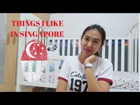 THINGS I LIKE IN SINGAPORE =)