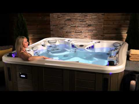 The Euphoria hot tub by Marquis