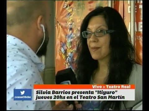"""""""Itiyuro"""" de Silvia Barrios en el Teatro Real"""