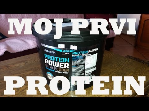 Day in life #11 My first protein (Moj prvi protein)