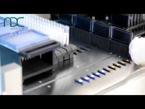 Fully Automated ELISA/CLIA Workstation  Addcare ELISA600