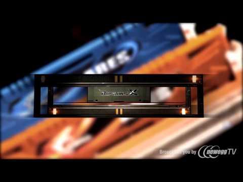 G.SKILL Ripjaws X Series 16GB (2 x 8GB) Desktop Memory  - Product Tour