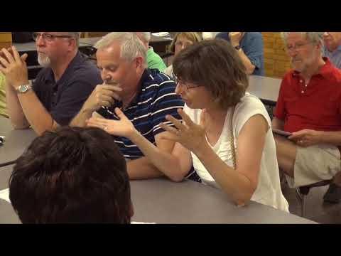 2015 May 27 - Jon Baliles' Townhall Meeting - Albert Hill Middle School - Richmond, Virginia