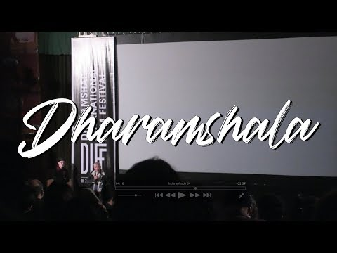 DHARAMSHALA INTERNATIONAL FILM FESTIVAL - INDIA TRAVEL VLOG #54