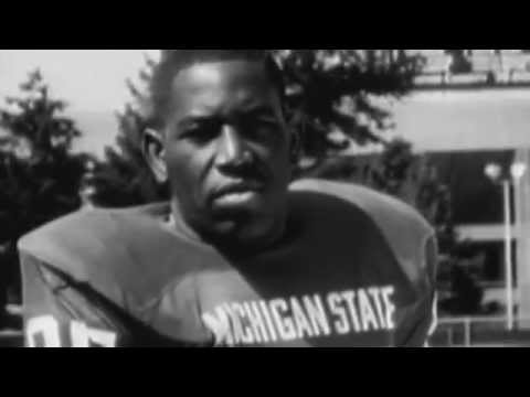 Spartan Legends - Bubba Smith (1967 NFL Draft - 1st Pick)