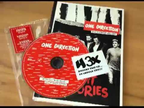 One Direction - Midnight Memories Full Album + ZIP Download
