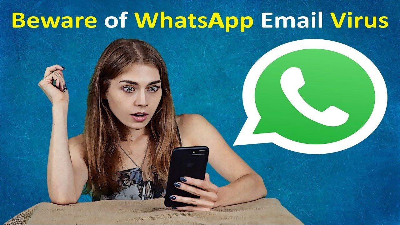 Whatsapp Email Virus