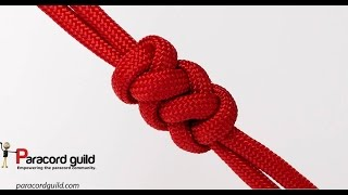 Long Crown and diamond knot