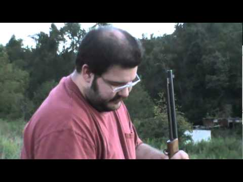 Winchester 190 shoot and quick review