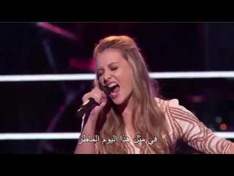 California Dreamin. The Voice 2016. Alisan Porter vs Lacy Mandigo. مترجمة للعربي