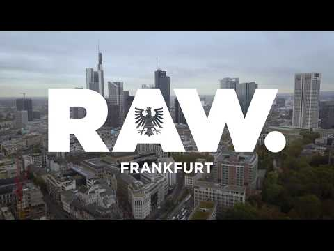 G-Star RAW Frankfurt - Store Opening Social Commercial