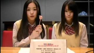 2011.11.12 石田安奈・木本花音.