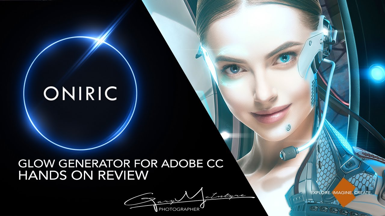 Hands on review Oniric Glow Generator for Adobe CC