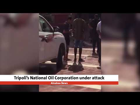 Libya: Tripoli's National Oil Corporation under attack