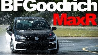 APR BFGoodrich MaxR testing at Michelin's Laurens Proving Grounds