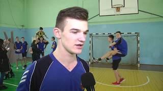2019-11-29 г. Брест. Турнир по волейболу.  Новости на Буг-ТВ. #бугтв