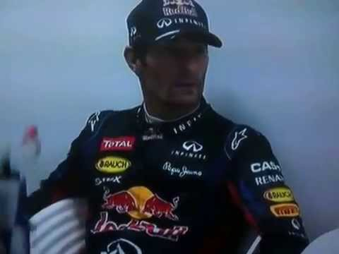 *Webber fights Vettel and Newey* Incredible tension between Red Bull Racing Drivers