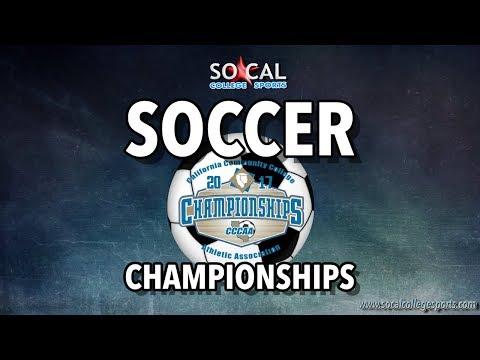 CCCAA Women's Soccer Final: Fresno City vs Santa Barbara - 12/3 - 2pm