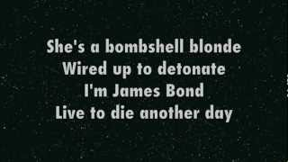 Owl City Bombshell Blonde Lyrics