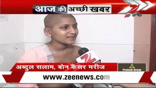 Mumbai: Doctors save Pakistani boy's cancer affected hand