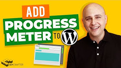 How To Add A Read Meter To Your Blog Website To Keep Readers Glued To Your Content