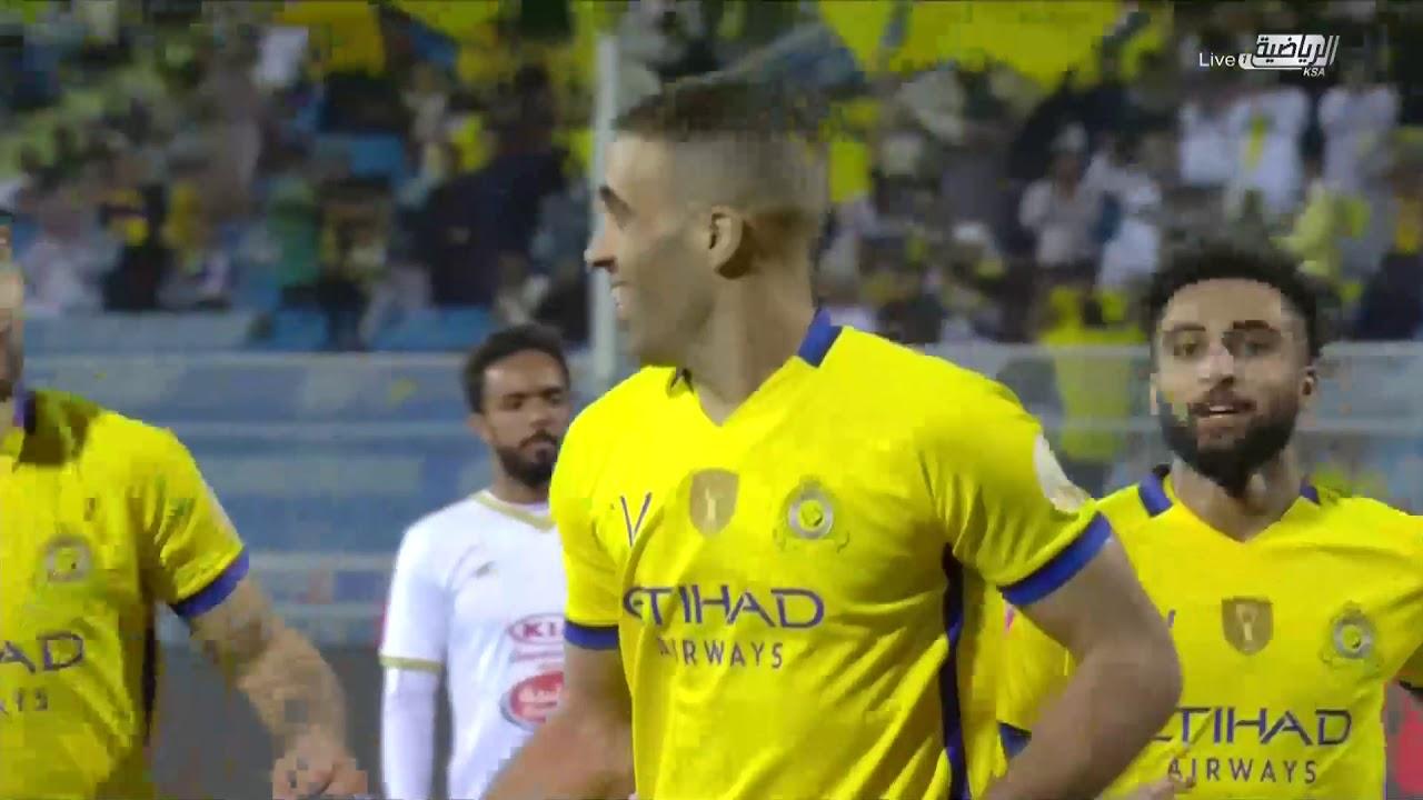 ملخص أهداف مباراة النصر 1-1 الفتح  | الجولة 17 | دوري الأمير محمد بن سلمان للمحترفين 2019-2020