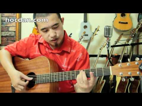 Bài 14 - Guitar đệm hát - điệu Bolero - Besame Mucho - Hiếu Orion