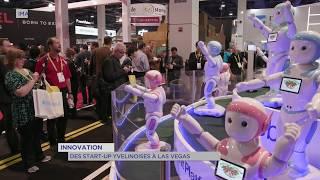Innovation : des start-ups Saint-Quentinoises à Las Vegas