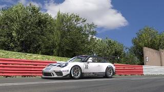 iRacing - Porsche iRacing Cup: Nurburgring Nordschleife | Insudtriefahrten