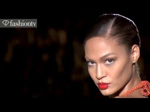 Model Talks - Joan Smalls, Top Model - Exclusive Interview - Spring 2011 Milan | FashionTV - FTV