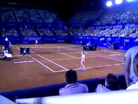 Venus Williams  vs Mathilde Johansson