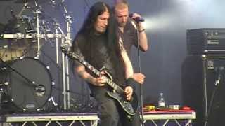 PARADISE LOST - FOREVER FAILURE (LIVE AT BLOODSTOCK 12/8/12)