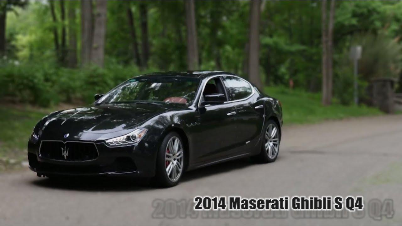 Maserati Ghibli Q4 >> 2014 Maserati Ghibli S Q4 | Model Overview | Morrie's ...