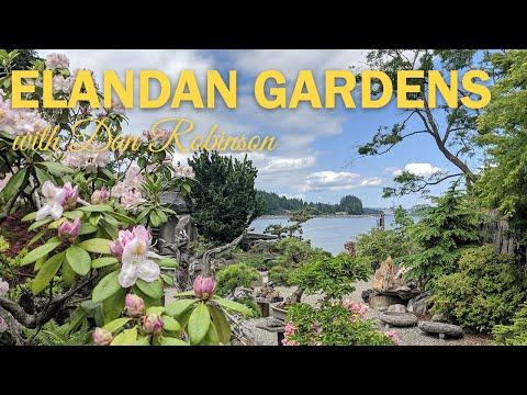 Bonsai Garden Tour : Elandan Gardens With Dan Robinson