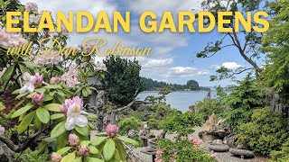 Bonsai Garden Tour Elandan Gardens With Dan Robinson Youtube