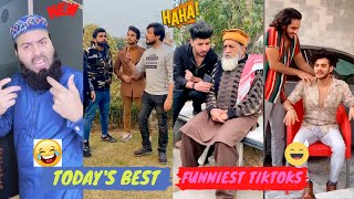 Pakistani Tiktok Funny Compilation 2021 | New Tik Tok Video 2021 Pakistani | Zulqarnain,Usmanasim