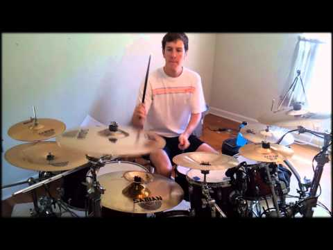 Life Undergroud - The Amity Affliction - Drum Cover