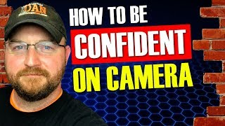How To Be Confident on YouTube (Or at Least Look Like You Are)