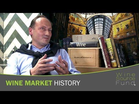 WSF - Wine Market History - Philippe Kalmbach (co-portfolio manager)