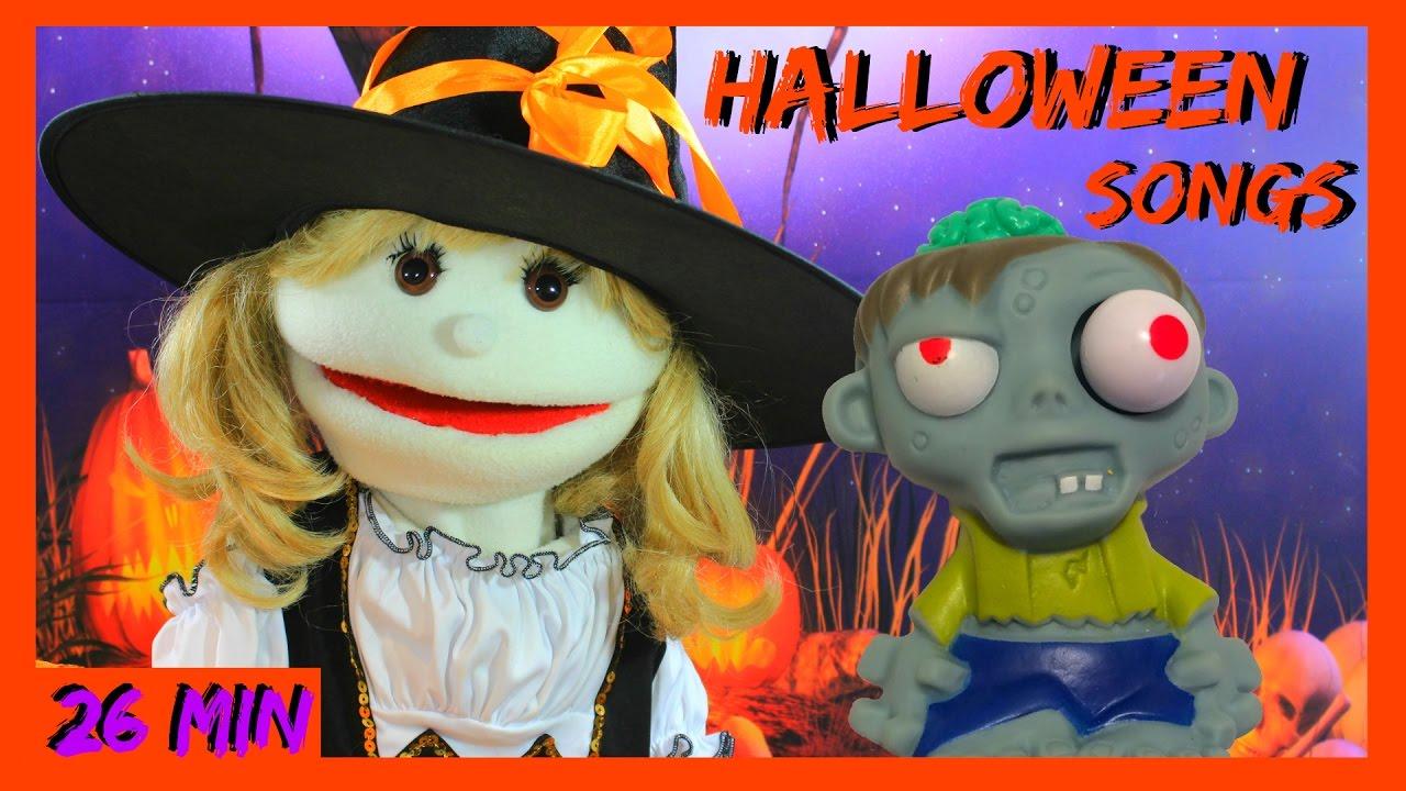 Halloween Songs For Children Halloween Songs For Kids Halloween ...